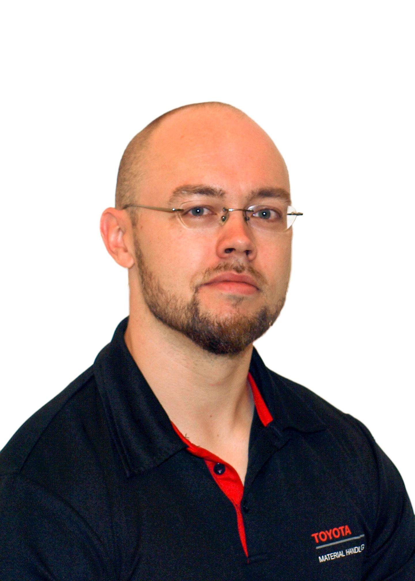 Picture of Petri Rajala, vuokramyyntivastaava